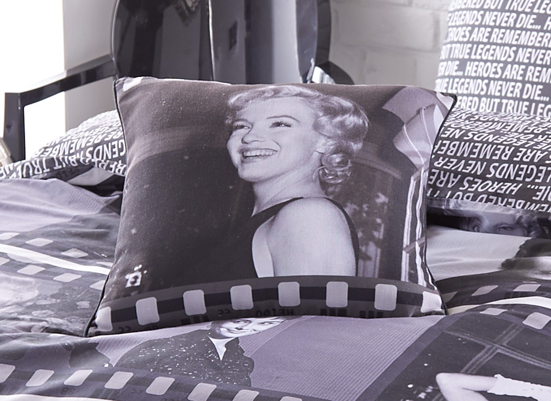 Marilyn Monroe Audrey Hepburn Duvet Quilt Cover Bedding Bed Set ...