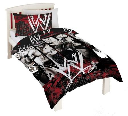 wwe wrestling superstars john cena official single bedding